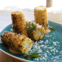Street Corn - Photo by Beth Clauss