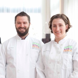 Chef Owners Eric Heath & Jenny Cleveland